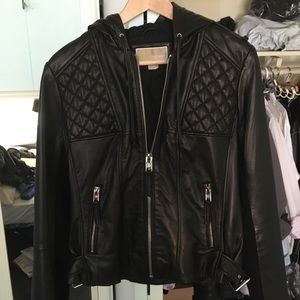 Real leather mk